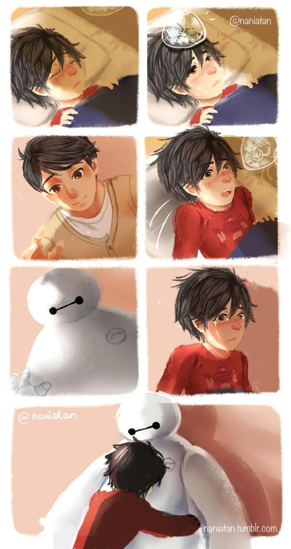 Tadashi is here by nania-tan