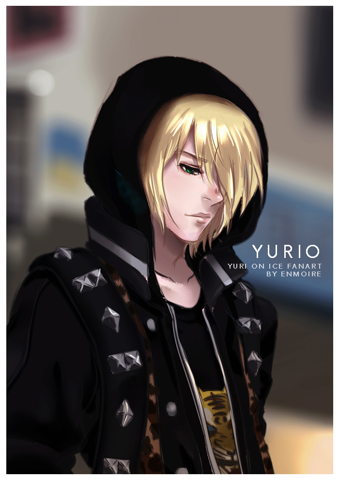 Yurio by enmoire