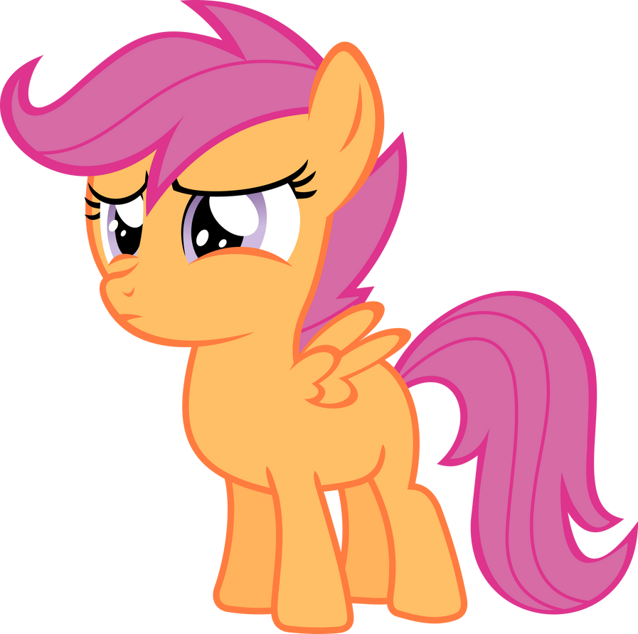 Scootaloo by Lumorn on...