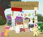 Cutie Mark Shop (Englisch)
