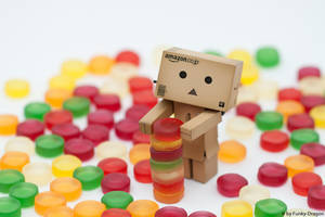 Tower of Danbo by Funky-Dragon