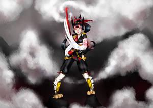 .: DCchallenge:  Samurai griffin corne :.
