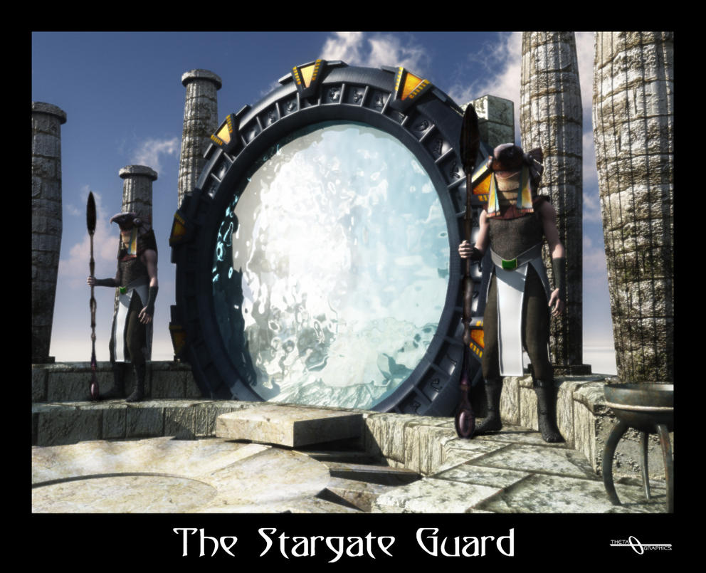 http://th03.deviantart.net/fs25/PRE/f/2008/035/1/3/The_Stargate_Guard_by_ThetaGraphics.jpg