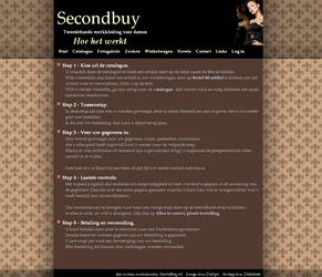 Secondbuy.nl - content page