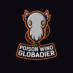 Poison wind Globadier by lextragon