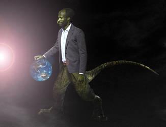Raptor alien by lextragon