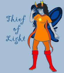 Thief of Light by Kiikeluren