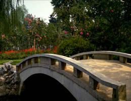 Garden Bridge by Star-Grace