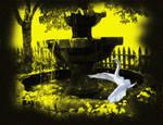 Summer Bird Bath