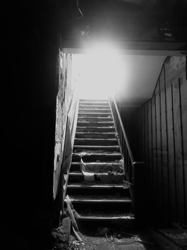 Stairs by Like-a-Broken-Mirror on DeviantArt