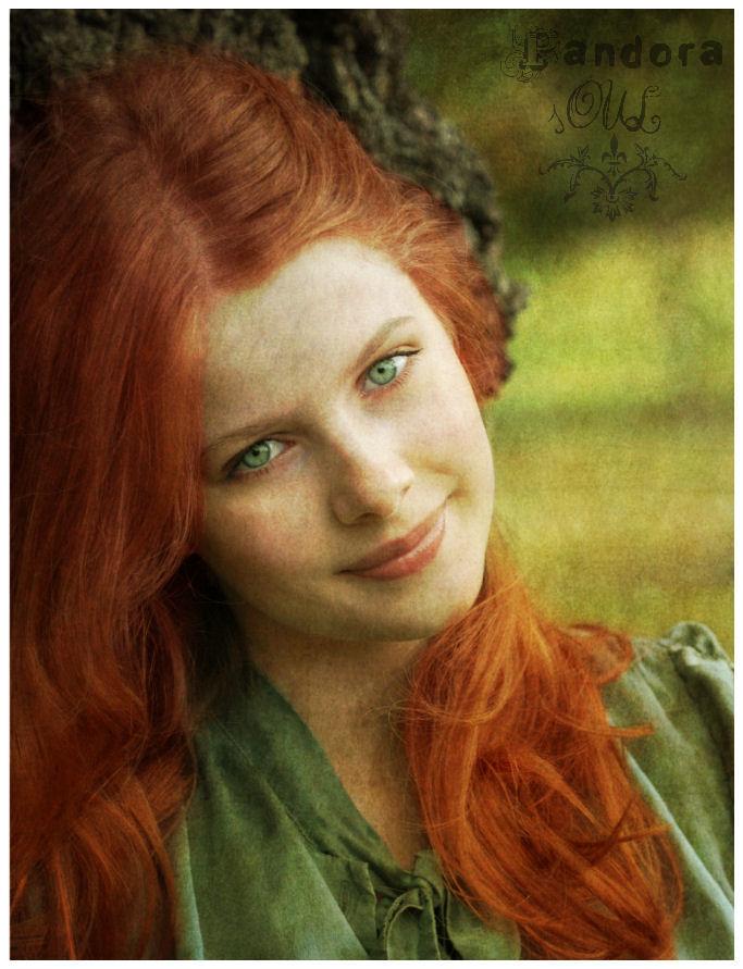 Lily Evans Green Eyes By Soulofpandora On Deviantart