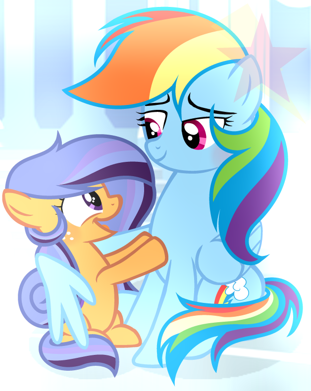 MLP Next gen : You ? Really !? I your fanat !