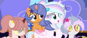 MLP Next Gen : Sisters day