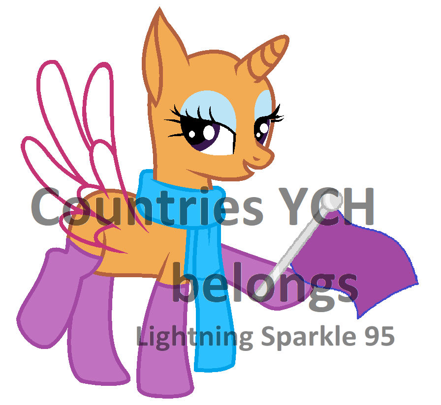 MLP : My first YCH !