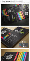 Corporate Business Card - RA47
