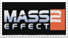 Mass Effect 2 Stamp by BattyNatty