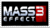 Mass Effect 3 Stamp by BattyNatty