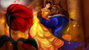 Beauty and the Beast by BekonuIzado
