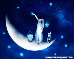 Stealing Stars by davdajuhi