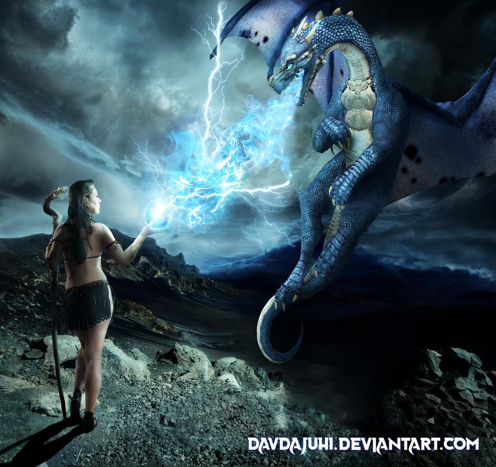 The dragon warrior's dream