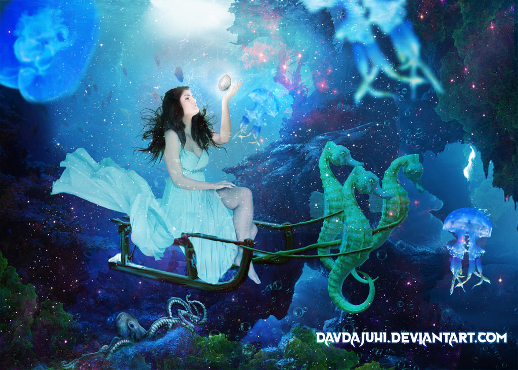 The sea womb by davdajuhi