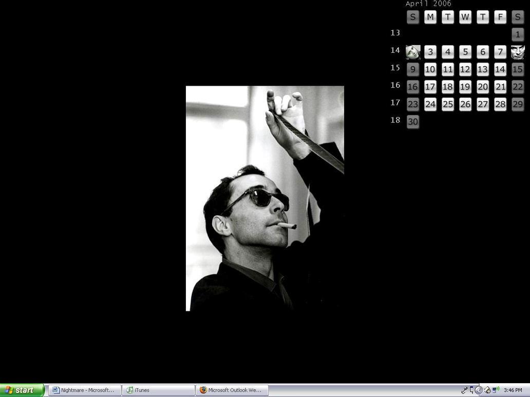 Desktop du Jour by Akiora