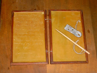 Wax Tablet by Panthaleon