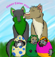 Easter by Fumaric