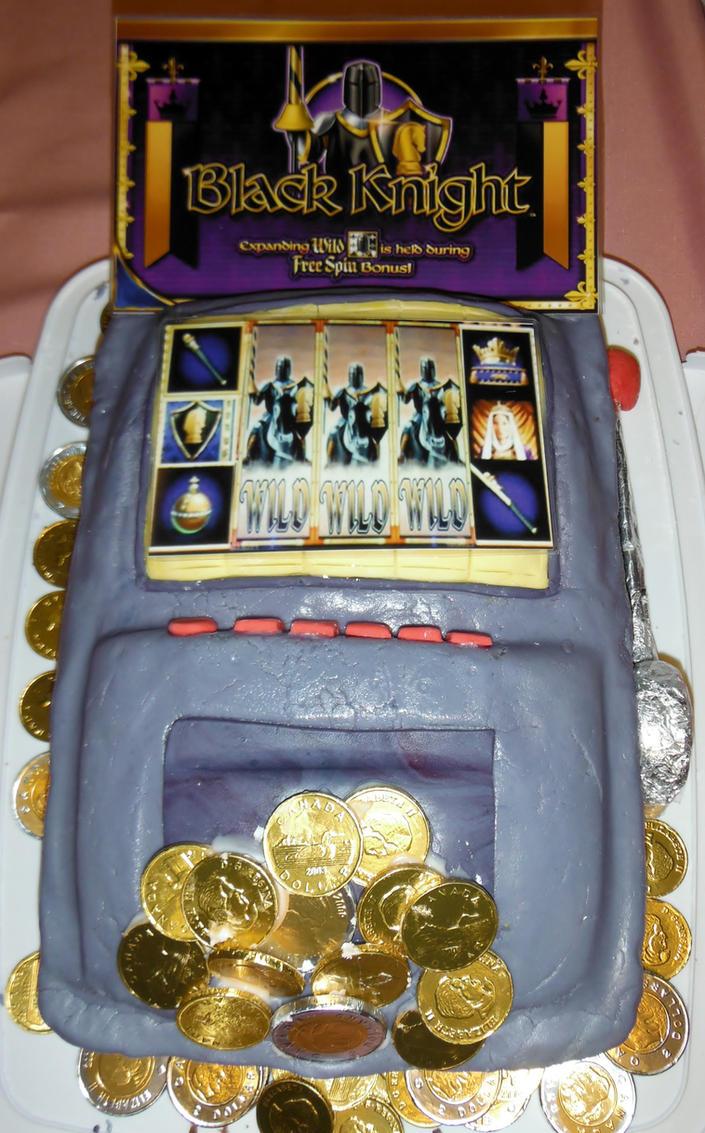 Pyro Birthday Cake
