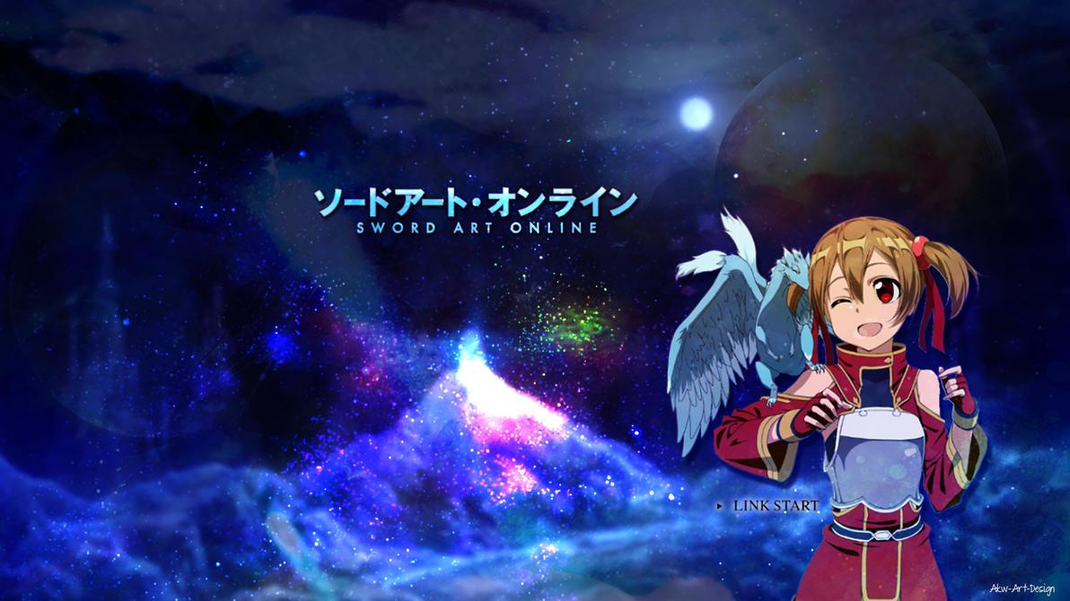 Sword Art Online Silica by Akw-Art-Design