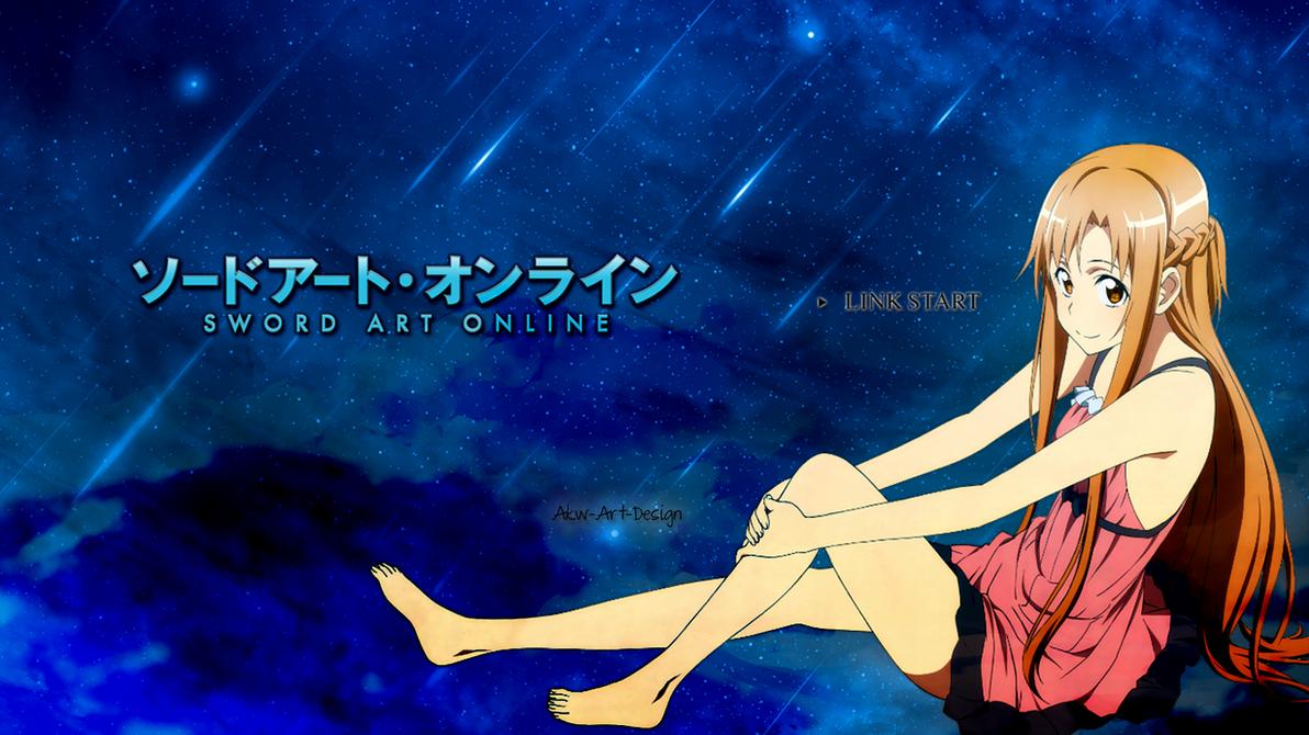 Sword Art Online Asuna by Akw-Art-Design