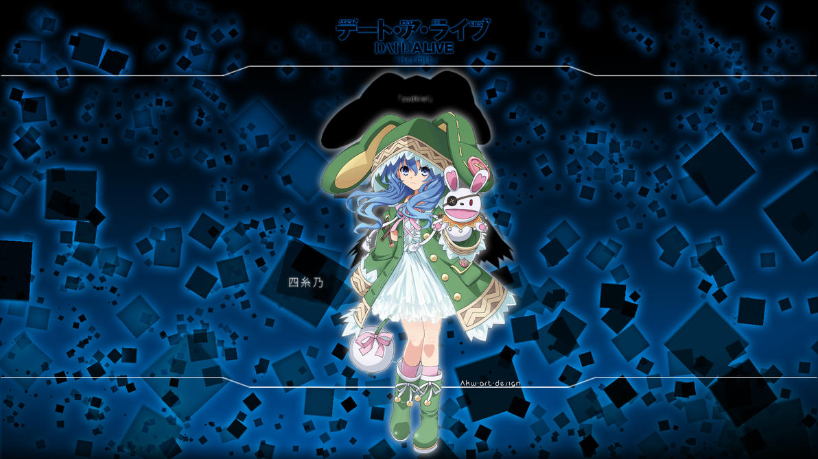 Date A Live Yoshino By Akw Art Design
