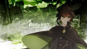Seraph of the End Yuuichirou Hyakuya by Akw-Art-Design