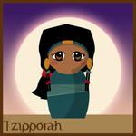 Tzipporah Doll - Prince Egypt