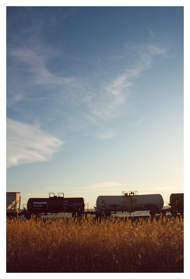 Summer Cargo by banjoeskimo