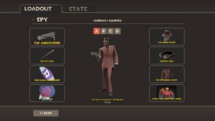 Spy, Invisible Rogue by salomandr