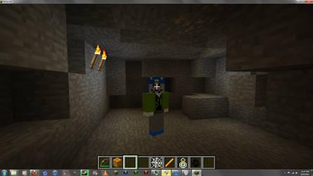 Minecraft Nepeta skin by salomandr