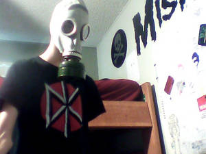 Me in my gas mask (better)