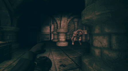 Amnesia: A Machine for Pigs Wretch (ManPig) by salomandr