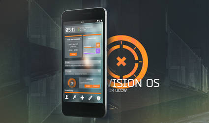 Vision OS - Theme (Android) by theNBT