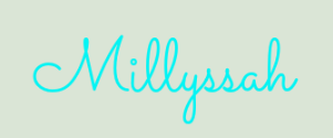 Milly's Signature by hanhan200295