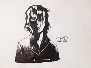 Alexandra (Trese Comic Fan art)