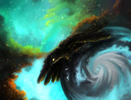 Birth of a Tempest-Bird