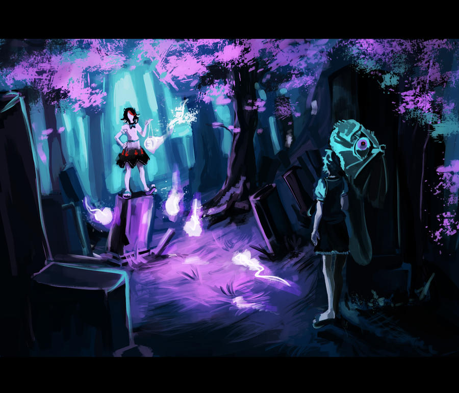 Ghost Lantern by LohiAxel