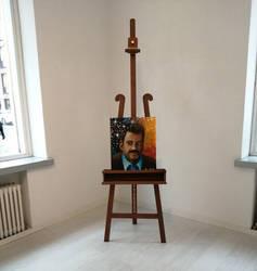 Neil DeGrasse Tyson (in a gallery)