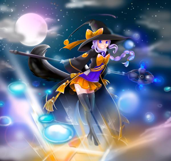 Witch by powarm
