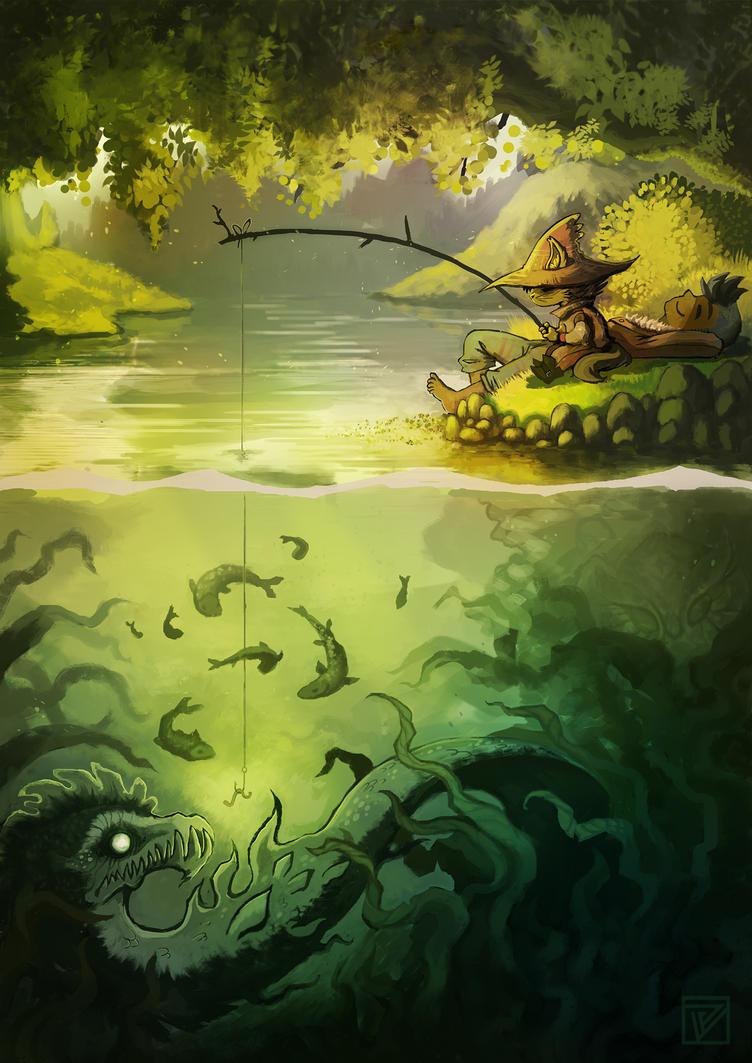 Fishy Fishy by Weelow