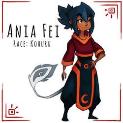 Ania Fei
