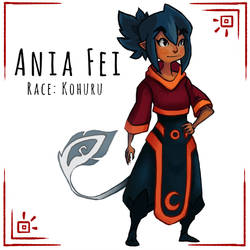 Ania Fei by Weelow