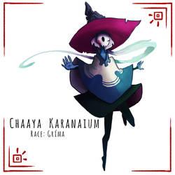 Chaaya Kharanaium by Weelow